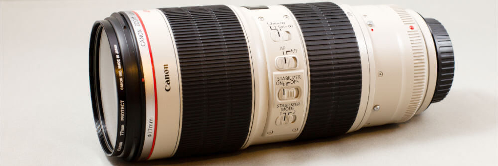 Canon 70-200 f/4 IS USM