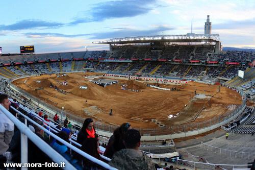 Stadio agli X-Games