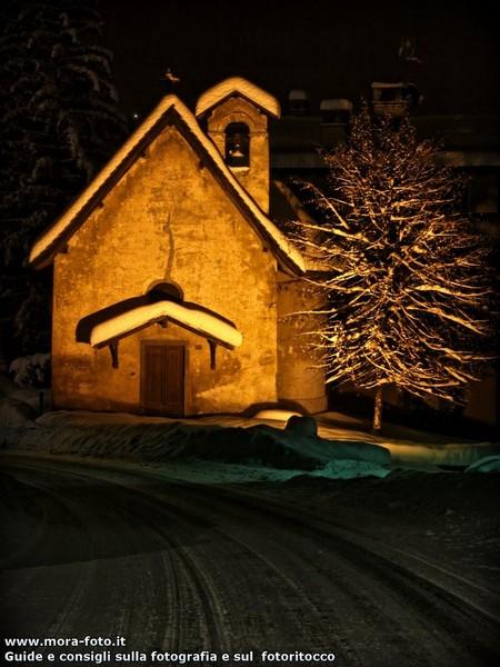 Chiesa di san francesco a cortina