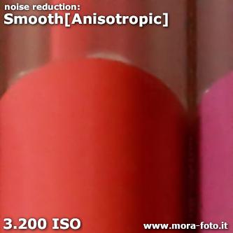 anisotropic 3200 ISO